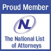 National List of Attorneys
